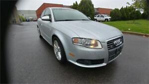 2006 Audi S4 | QUATTRO | MANUAL | NAV |CERTIFIED