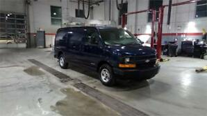 Chevrolet Express 2500 Cargo Van - ACCIDENT FREE - 78,644 KMS!!