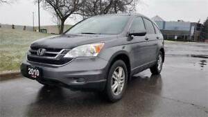 2010 Honda CR-V EX-L | One Owner | Ontario Vehicle | Leather