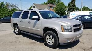 2007 Chevrolet Suburban LT - Leather, DVD, 7 Seats, Remote Start