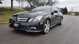 2011 Mercedes-Benz E-Class E 550 Coupe | Accident Free | AMG