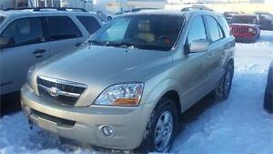 2009 Kia Sorento EX 4WD   500.00 gas card included