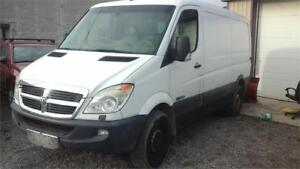 2008 Dodge Sprinter runs and drives text my cell 905-327-1322