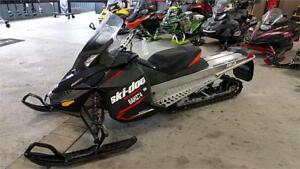 """Skidoo Summit (Backcountry) 154 1.6""""  800 ptec , wide front end"""