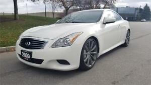 2009 INFINITI G37S Coupe Sport | Accident Free| Lowered