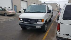 2007 Ford Econoline Cargo Van Commercial FIND ONE 416 271 9996