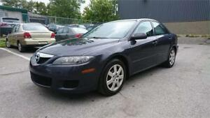 2007 Mazda Mazda6 GS AUTOMATIC SUPER CLEAN 4-CYL
