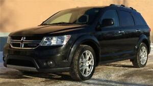 2016 Dodge Journey R/T AWD-7 PASSENGER-LEATHER-CAMERA