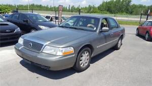 Mercury Grand Marquis 2003**SEULEMENT 102 000KM**