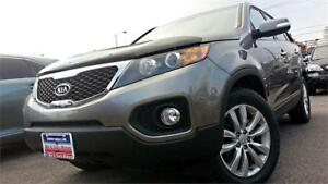 2011 Kia Sorento LX V6/ HEAT. SEATS / A-RIMS / HITCH / 86k