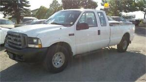 2004 Ford F250 XL, Power Lift Gate! 8 Foot Long box, Tow package