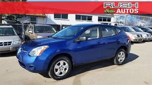 2008 Nissan Rogue S AWD **CRUISE, AUTO TRAMSNISSION**