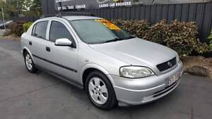 Affordable 4 Cylinder Auto - 2002 Holden Astra - Finance Avail* Westcourt Cairns City Preview