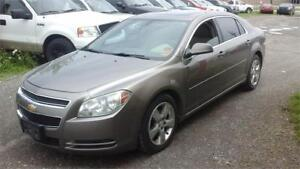 2010 Chevrolet Malibu LT Platinum Edition runs great as.is deal
