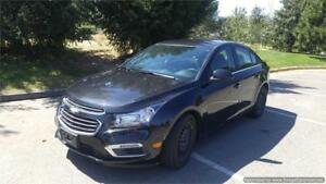 2015 Chevrolet Cruze {One Owner} Factory Warranty, Only 21,000km