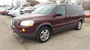 2007 Pontiac Montana LEATHER,DVD,PWR SLIDING DOORS