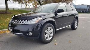 2007 Nissan Murano AWD | Accident Free | BackUp Cam| Heated Seat