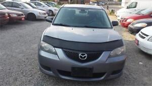 2006 MAZDA3 I  AUTOMATIC SAFETY WARRANTY  EXCELLENT CONDITION