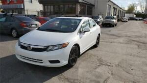 2012 Honda Civic Sdn EX Automatic