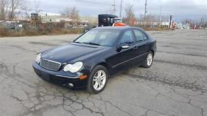 2004 Mercedes Benz C240 4Matic Automatic