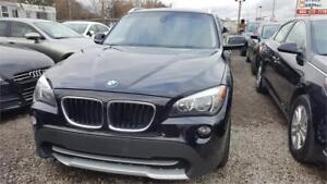 2012 BMW X1 28i PANO ROOF LEATHER AWD 