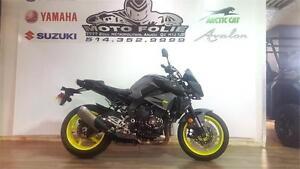 Yamaha FZ-10 ABS 2017