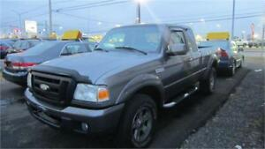 2006 Ford Ranger KING CAB 4X4  FINANCEMENT
