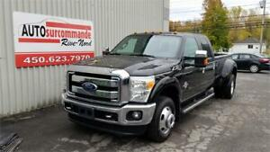 2013 Ford Super Duty F-350 DRW Lariat -- DIESEL --