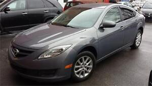 2009 MAZDA6 4 CYLINDRE T.EQUIPEE  TRES PROPREE ** 3950$ **