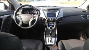 2011 Hyundai Elantra LIMITED | Naviagation | Leather | Warranty