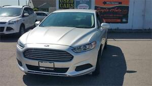 2014 Ford Fusion SE *** UNDER FACTORY WARRANTY**** LOW LOW KM