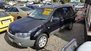 2005 Ford Territory TX RWD SX Wagon-7 SEATS!!! 1yr Warranty Plus Westcourt Cairns City Preview