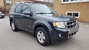 2010 Ford Escape Hybrid Limited,4WD,NAVIGATION,LEATHER,SUNROOF!