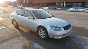 2005 NISSAN ALTIMA SL-------CUIR*TOIT*MAGS