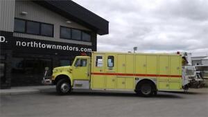 1993 IHC 4900 Rescue Truck