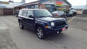 2016 Jeep Patriot High Altitude/SUNROOF/HEATED/ALLOY/$16900
