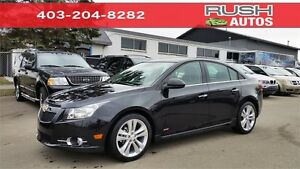 2013 Chevrolet Cruze LTZ Turbo RS