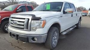 ARRIVED-02 21 17-2009 Ford F-150 XLT  SS/CREW 4X4-BEAUTIFUL