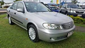 Perfect 1st Car - Manual - 2004 Nissan Pulsar - Finance Available Westcourt Cairns City Preview