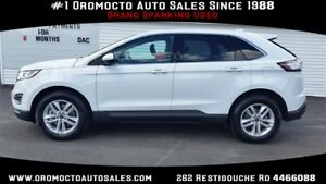 2016 Ford Edge Only 17455 KM,PANORAMIC ROOF,HEATED SEATS,