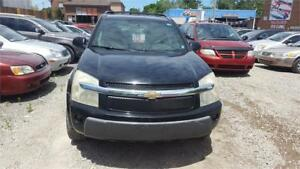 2006 CHEVY EQUINOX AUTOMATIC AWD WITH SAFETY & WARRANTY