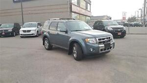 2011 Ford Escape Limited LEATHER/ SUNROOF Cambridge Kitchener Area image 3