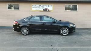 2016 Ford Fusion SE Leather,Sunroof,Navigation, Loaded