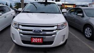 2011 FORD EDGE LIMITED AWD....CLEAN CARPROOF..ALL OPTIONS