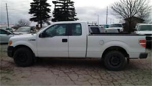 2010 Ford F-150 XL, 4 Doors, Trailer Hitch, ALL-Terrain Tires!