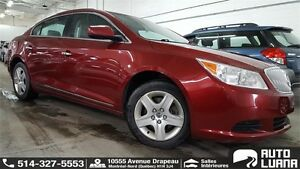 2010 Buick LaCrosse Aut, AC, Grp El, Cruise, Mags, Bluetooth