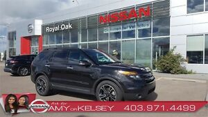 2014 Ford Explorer Sport Ecoboost *LOADED* Leather/Nav and More!