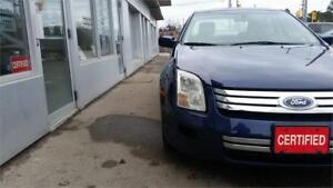 2006 Ford Fusion SE LOW KM Manual Accident Free Clean CarProof.