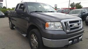 2007 Ford F150 4x4 | 6 Passenger | Only 132KM | Certified