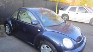 1999 Volkswagen New Beetle GLS TOIT OUVRANT
